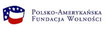 Logo Polsko-Amerykańskiej Fundacji Wolności
